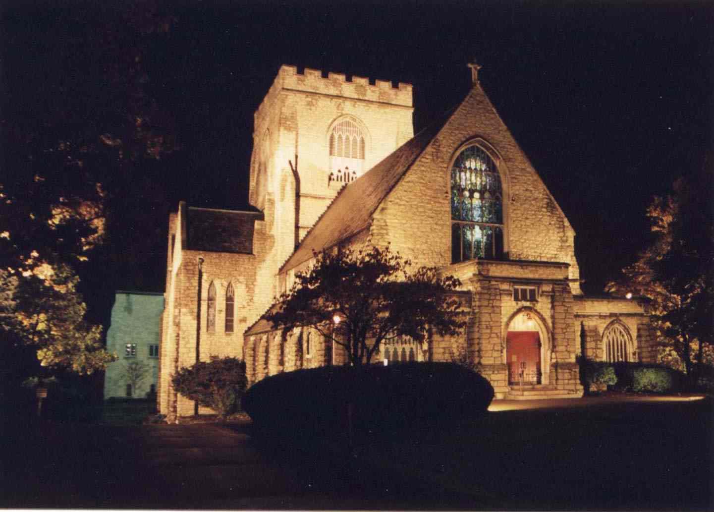 Architecture Saint Johns Episcopal Church