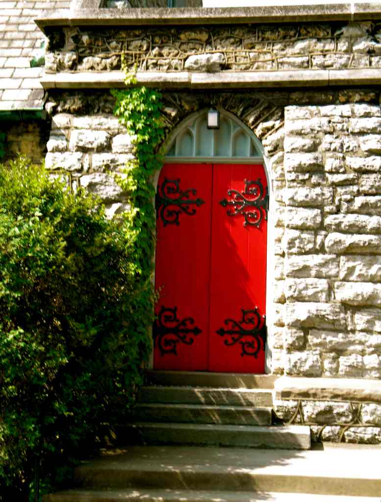 Red Door Cafe Saint Johns Episcopal Church